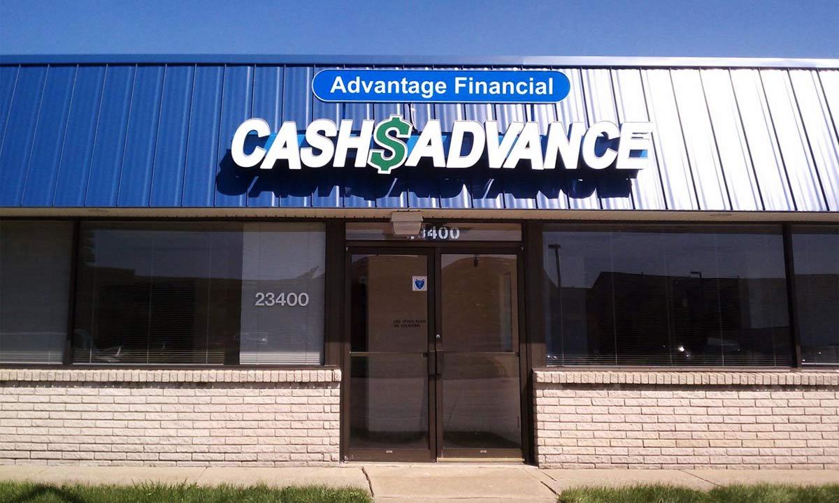 Advantage Financial Cash Advance