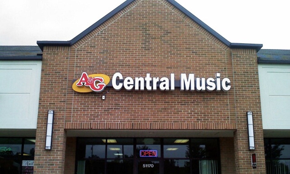 A&G Central Music