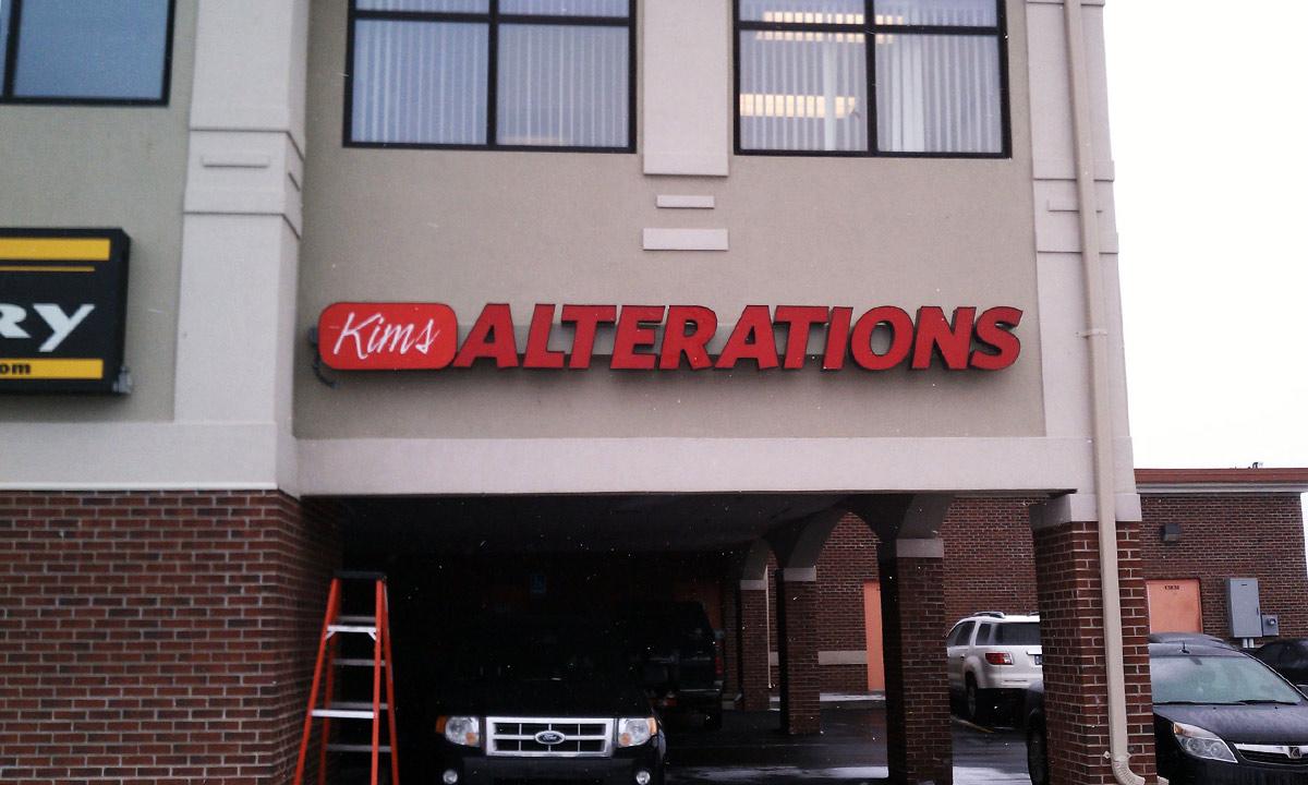 Kim's Alterations