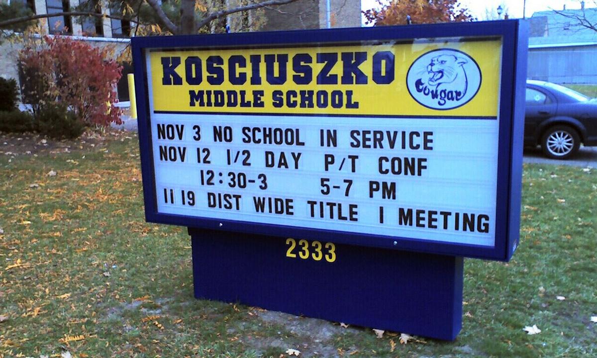 Kosciuszko Middle School