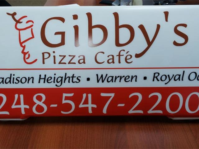 Gibby's Pizza Cafe