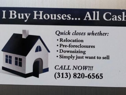 I Buy Houses