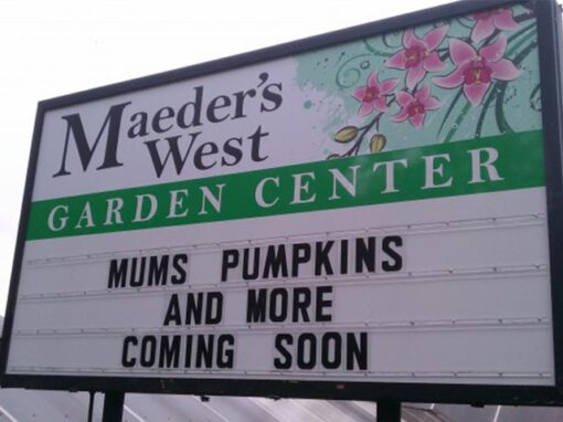 Meader's West Garden Center - Troy