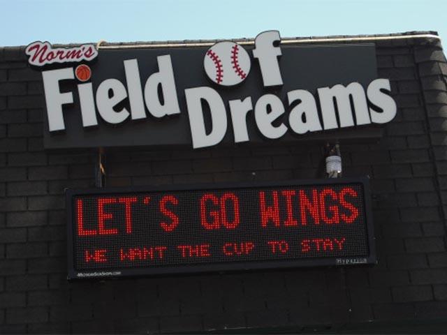 Norm's Field Of Dreams