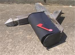 Did Someone Hit Your Mailbox… AGAIN?