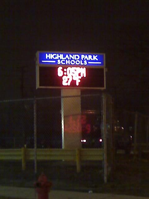 Highland Park Schools