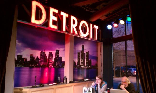 U Detroit Cafe