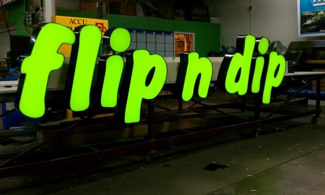 Flip n Dip Cafe