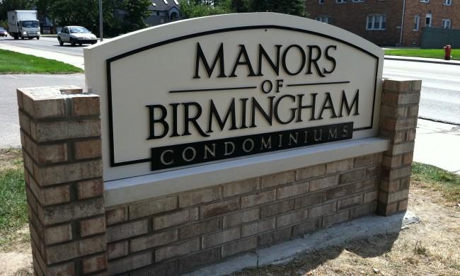 Manors of Birmingham