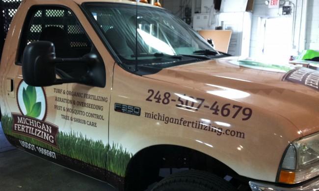 Michigan Fertilizing