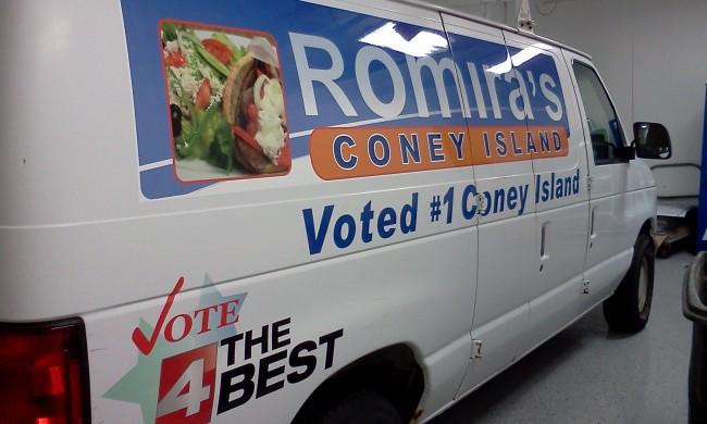 Romira's Coney Island