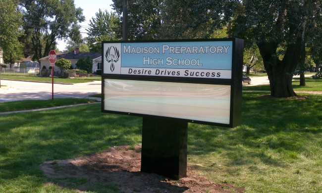 Madison Preparatory High School