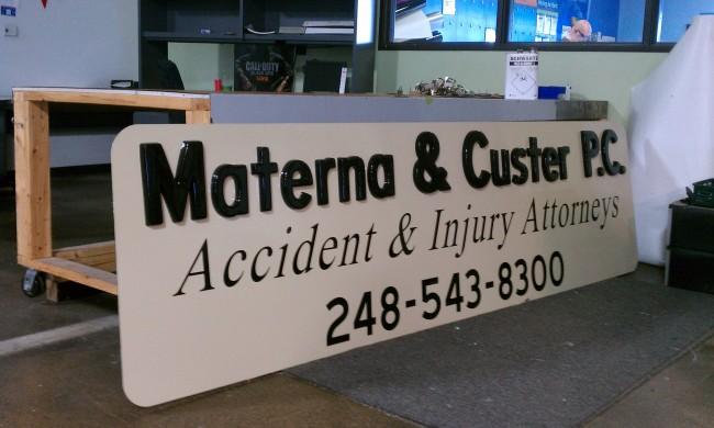 Materna & Custer