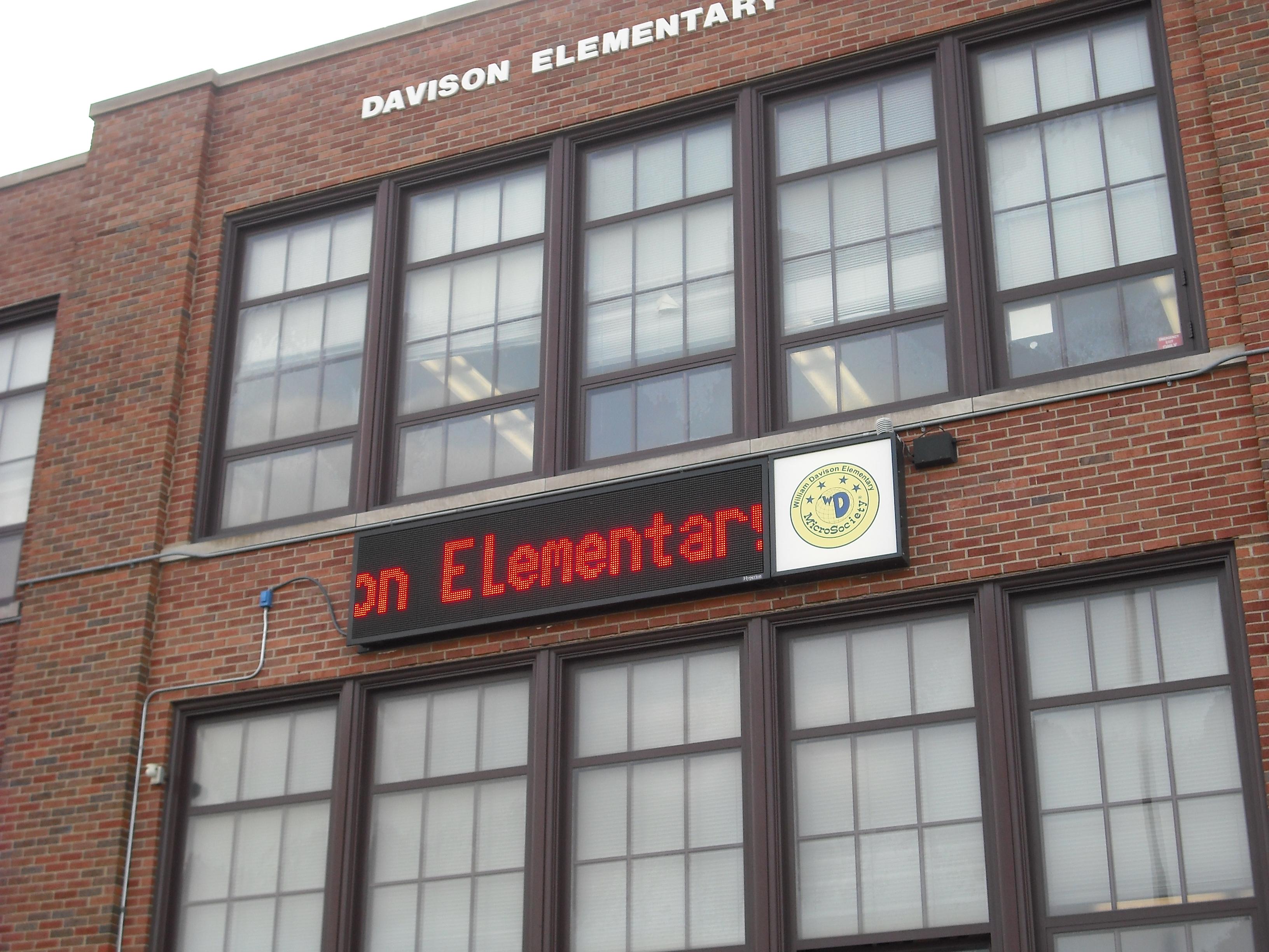 Davison Elementary School