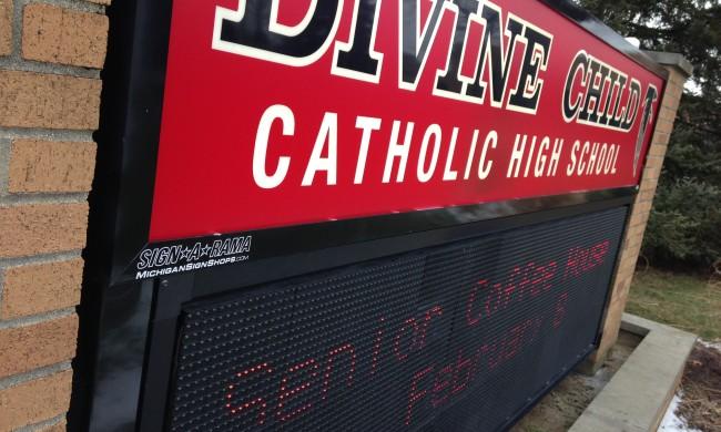 Divine Child High School