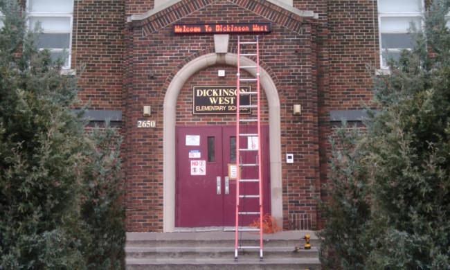 Dickinson West Elementary