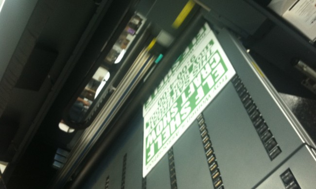 Coroplast Double Sided Signs