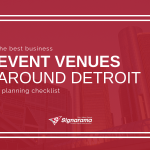 "Featured image for ""The Best Business Event Venues Around Detroit + Planning Checklist"" blog post"