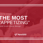 "Featured image for ""How To Create The Most ""Appetizing"" Food Truck Menu Design"" blog post"