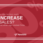 "Featured image for ""Do Sign Twirlers Really Increase Sales_ And Other Sign Related FAQs"" blog post"