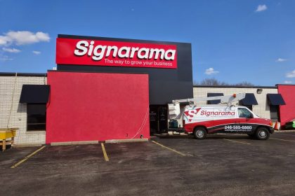 Signarama how to install channel letters