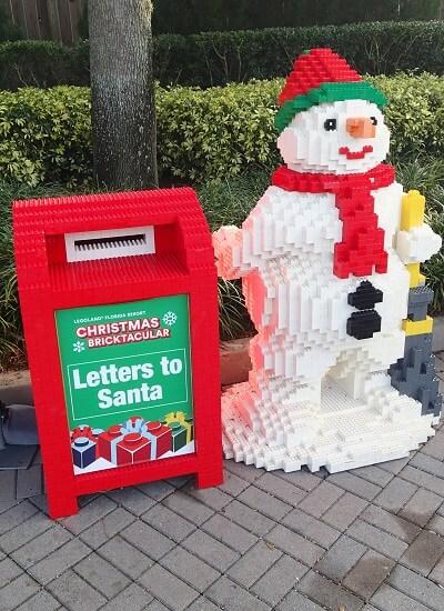 Legoland Brickmas - Letters To Santa