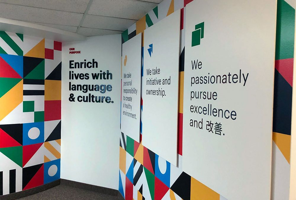 The Importance Of Signage In The Workplace + Tips On Effectiveness