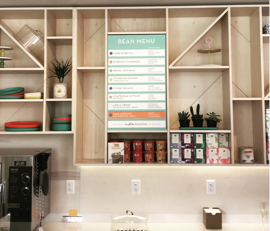 New Order Coffee Sign - Menu Board Front - Detroit, MI