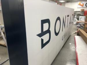 Bontaz Sign - Exterior Signage Fabrication - Troy MI