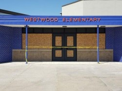 Advanced Building Group - Westwood Elementary Sign - Dimensional Letters Front - Warren, MI