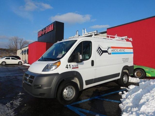 Arctic Air, Inc. Wrap - Vehicle Wrap Left Side - Royal Oak, MI
