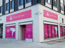 Blo Dry Bar Building Signs -Dimensional 3D Letters - Detroit, MI