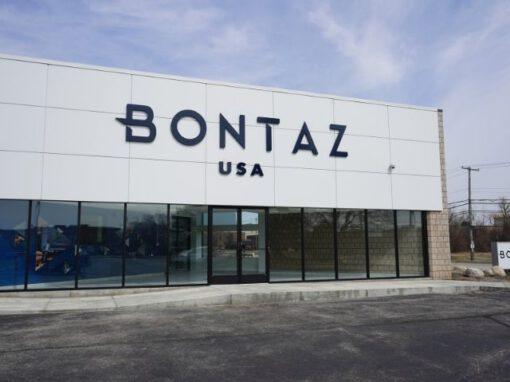 Bontaz Sign - Exterior Signage Front - Troy MI