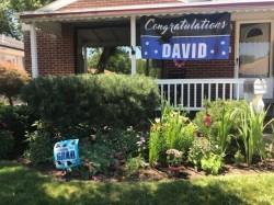 Graduation Banner - Troy, MI