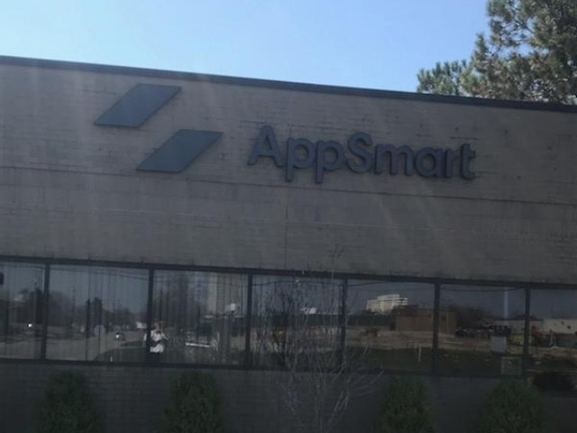 App Smart Sign - Building Sign Channel Letters - Clawson, MI